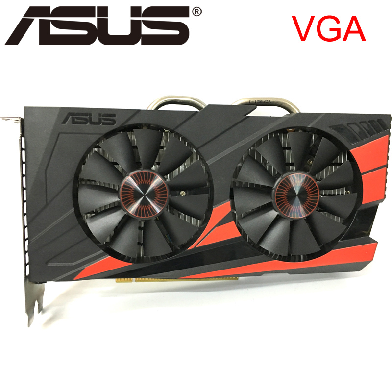 ASUS Graphics Card Original GTX 950 2GB 128Bit GDDR5 Video Cards for nVIDIA VGA Cards Geforce GTX950 Used game 1050 750 TI(China)