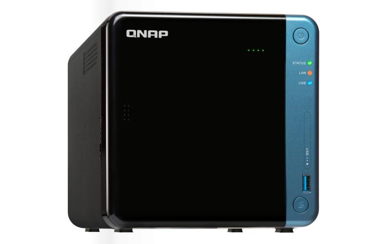 QNAP TS-453BE, HDD, SSD, Serial ATA, Serial ATA II, Serial ATA III, 2.5,3.5, 0, 1, 5, 6, 10, JBOD, 1.50 GHz, Intel® CQNAP TS-453BE, HDD, SSD, Serial ATA, Serial ATA II, Serial ATA III, 2.5,3.5, 0, 1, 5, 6, 10, JBOD, 1.50 GHz, Intel® C