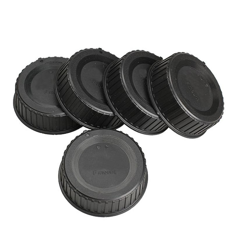 5Pcs/lot Camera Cover Rear Lens Cap Cover for Nikon AF AF-S DSLR SLR Camera LF-4 Lens Dust Camera Cap High Quality Accessory стоимость