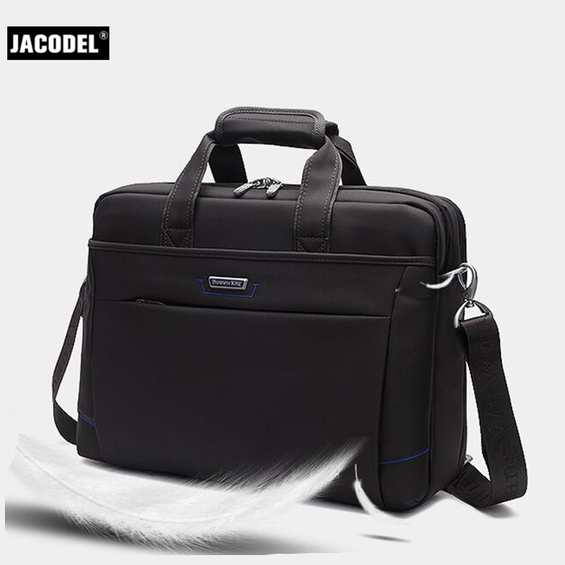 Jacodel Unisex Laptop Briefcase 15.6 15 inch Laptop Bag for Asus 15.6 Dell 15.6 Laptops Shoulder Bag 15.6 Messenger Computer Bag jacodel laptop bagpack 15 inch notebook backpack travel case computer pc bag for lenovo asus dell notebook 15 6 inch school bags