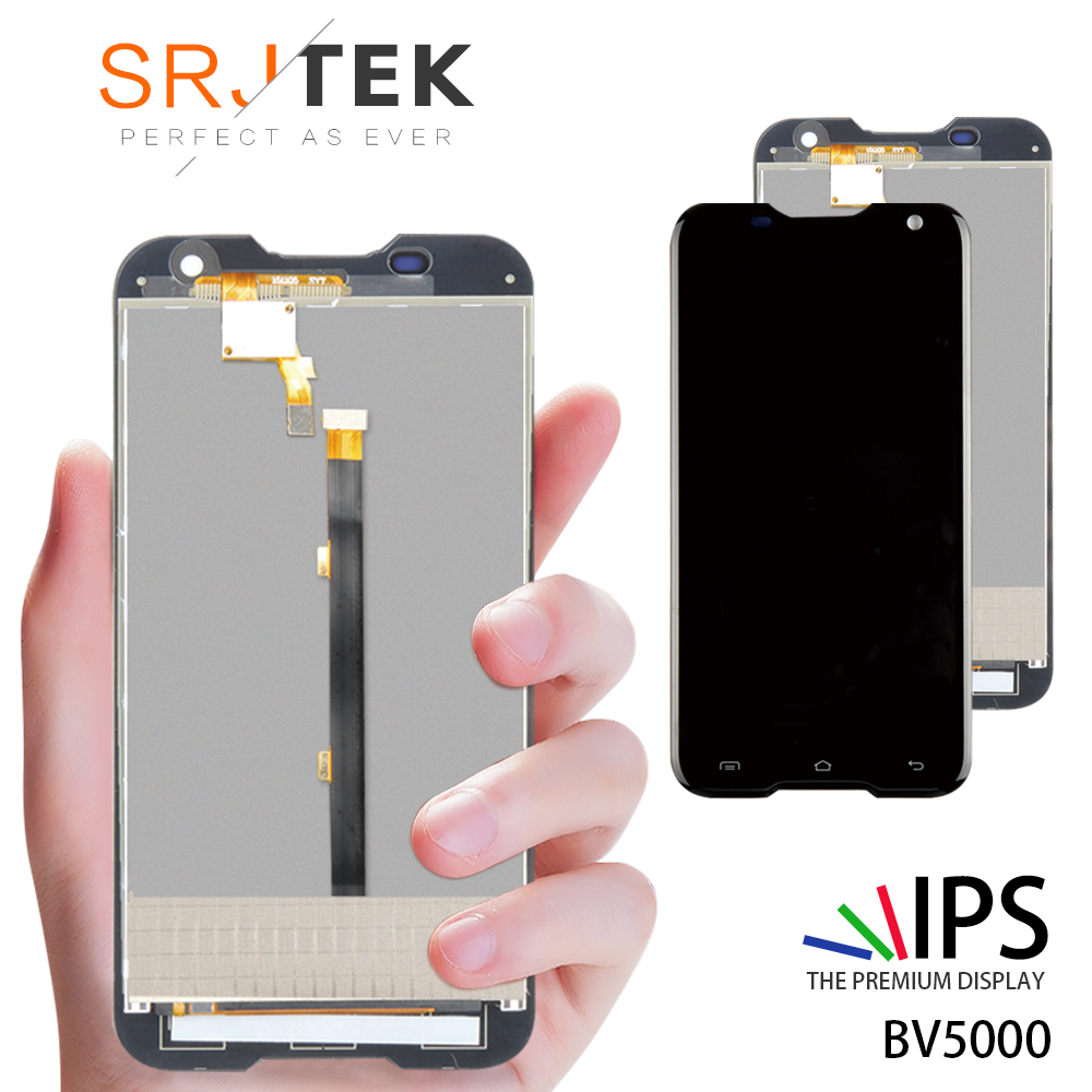 For Original Blackview BV5000 LCD Screen Display+Touch Screen Digitizer Sensor Glass Assembly Replacement For Original Blackview BV5000 LCD Screen Display+Touch Screen Digitizer Sensor Glass Assembly Replacement