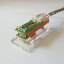 Тестовая стойка PCB зажим инструмент приспособление зонд загрузки программы программирования сжигания JTAG