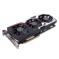 Original Colorful IGame GeForce GTX 1070 Ti U TOP Graphics Card 256bit GDDR5