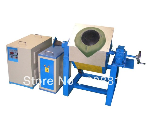 induction melting machine for melting steel and stainless steel 3-200kg