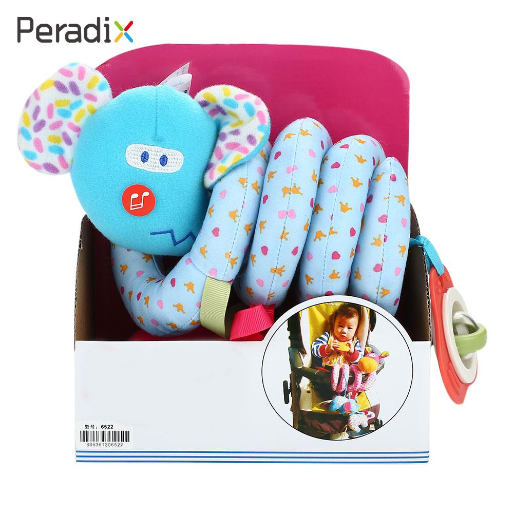 Infant Rattles Bed Baby Rattles 2 Styles Gifts Newborn Rattles Lovely Children Plush