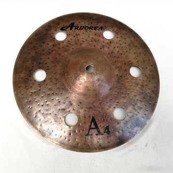 """solid  Ghost  17""""O-ZONE CYMBAL"""