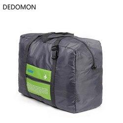 Männer Wasserdichte Reisetasche Für Anzug Nylon Große Kapazität Frauen Tasche Faltbare Reisetaschen Hand Gepäck Verpackung Cubes Veranstalter Set