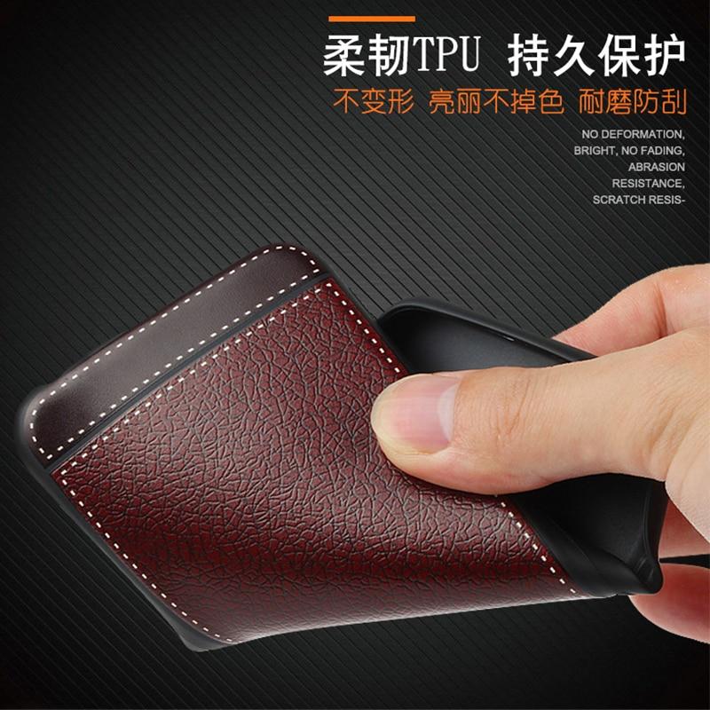 Θήκη σιλικόνης Litchi Cortex για Huawei Honor 9 - Ανταλλακτικά και αξεσουάρ κινητών τηλεφώνων - Φωτογραφία 6