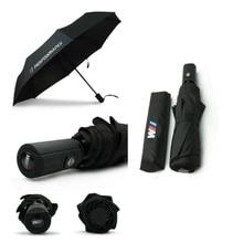 M Performance Automatic Men & Women Sun Rain Umbrella For BMW E60 E46 E39 E60 E90 F30 E36 F10 X5 X3 E70 E53 E30 F20 E34 F22 M5