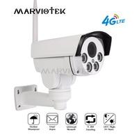 4G LTE wireless IP Camera outdoor 960P 3G gsm cctv camera video surveillance ip cameras 1080P ip ptz camera with sim card slot