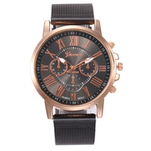 Fashion Quartz Men's Retro Design Analog Strap Leather Alloy Quartz Watch Casual Men's Watch Watch Male Saat Erkekler#30 retro telephone quartz watch