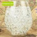 Frete Grátis 1000 pcs Flor Planta De Água Geléia Solo de Cristal Lama de Água Grânulos de Gel de Pérolas Bolas Contas Decoração VaseCrystal N639-3