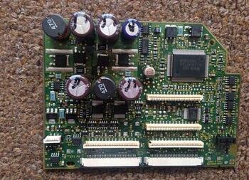 C7769 C7779 FÜR HP DesignJet Drucker 500 800 Wagen PC Board Plotter Teile