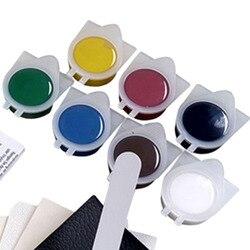 Herramienta Universal de reparación de cuero para asientos de coches, sofás, abrigos, agujeros, grietas para arañazos, sin calor, kit de reparación de vinilo, juego de herramientas manuales