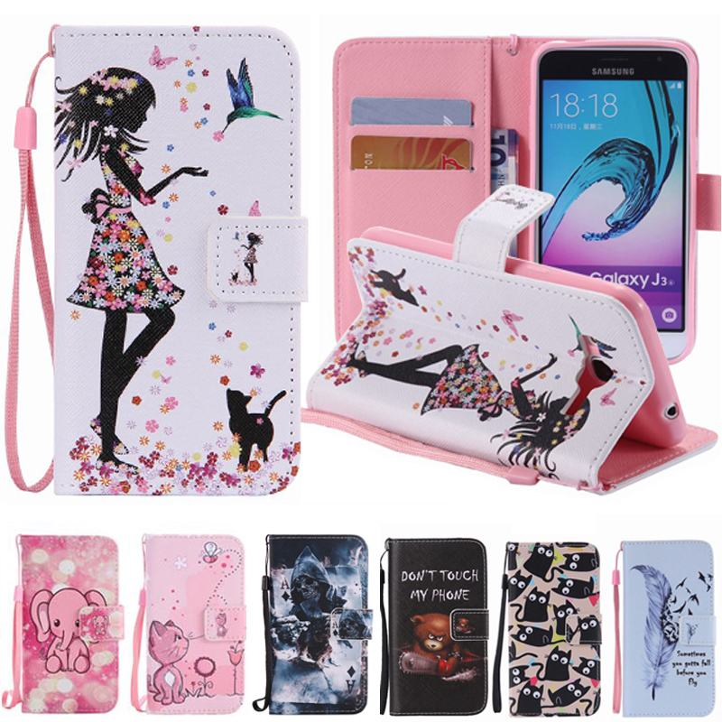for fundas samsung galaxy j3 2016 cover leather silicon. Black Bedroom Furniture Sets. Home Design Ideas