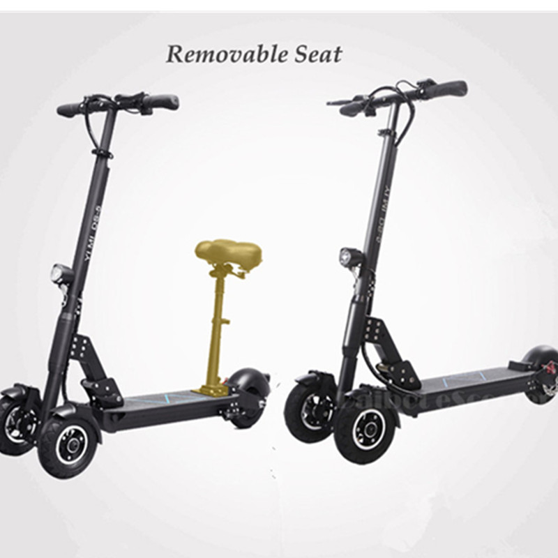 3 Wheel Electric Scooter With Seat Electric Scooters 8 Inch 400w 36v