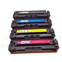 Compatible HP Toner Cartridge 201X CF400X BK CF401X C CF402X Y CF403X M for HP Laserjet Pro M252 M252n M252dw MFP M277 M277n