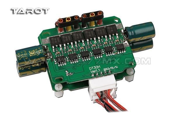 Ormino 30A 4-en-1 sans balai ESC pour multi-copter RC Drone FPV quadrirotor kit FPV cadre bricolage moteur sans balai