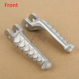 Motorcycle Pair Front Rear Passenger Footrests Foot Pegs For Ducati Panigale 899 1199