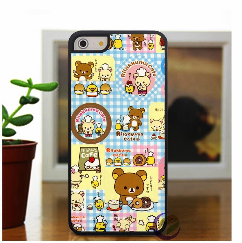 Rilaka Chocolate Bar Iphone Case San X