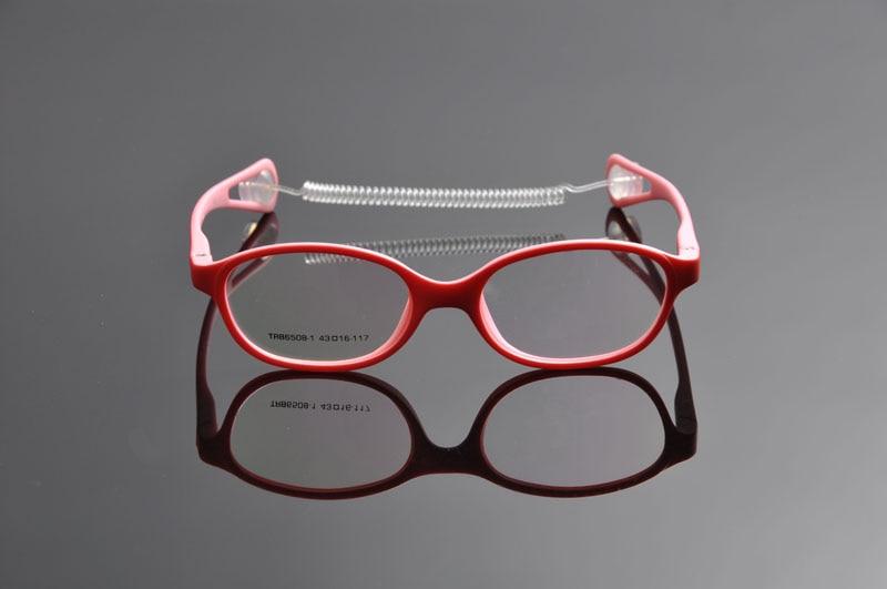 DEDING Okulary dziecięce z sznurkiem rozmiar 43, oprawka w kolorowe - Akcesoria odzieżowe - Zdjęcie 6