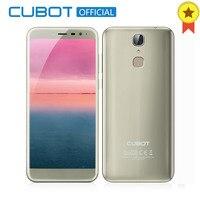 Cubot X18 3GB RAM 32GB ROM 5.7 18:9 Edge Less Screen Android 7.0 MT6737T Quad Core Smartphone 13MP Camera Fingerprint Cellphone