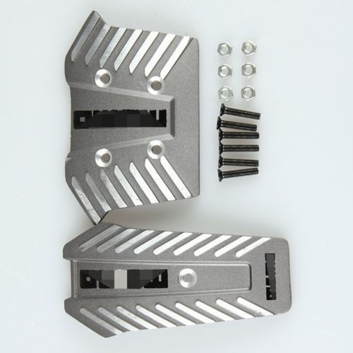 hot 2015 MOMO Anti slip Car Pedal Automatic Universal Series Kit Pad Cover Aluminum high quality Free shipping