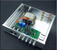 220 V M65831 Exklusive Digitale Karaok Player Einstellbare Verzögerungszeit mit OPA275 Verdoppelt Präzision JRC5532 Vorverstärker HIFI AMP|Verstärker|Verbraucherelektronik -