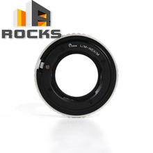 Adjustable Macro to Infinity Lens Adapter Suit For Leica M Lens to Sony E Mount NEX Camera