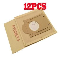 12 шт. пылесос аксессуары многофункциональный очистки пылесборника Замена подходит для Philips HR8353 HR8354 HR8360 HR8370 FC8202