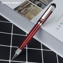Writers Honore  Balzac Ballpoint Pen Classical Mon Luxury ballpoint MB Smooth Writing For Business man / gift
