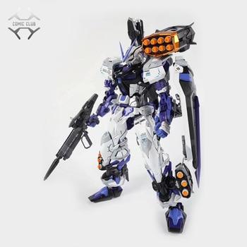 COMIC CLUB IN-Stock mg 1/100 DABAN MBF-P03 Astray BLUE Frame Gundam MB Ver. ROBOT MODEL Figure Anime Toys Figure