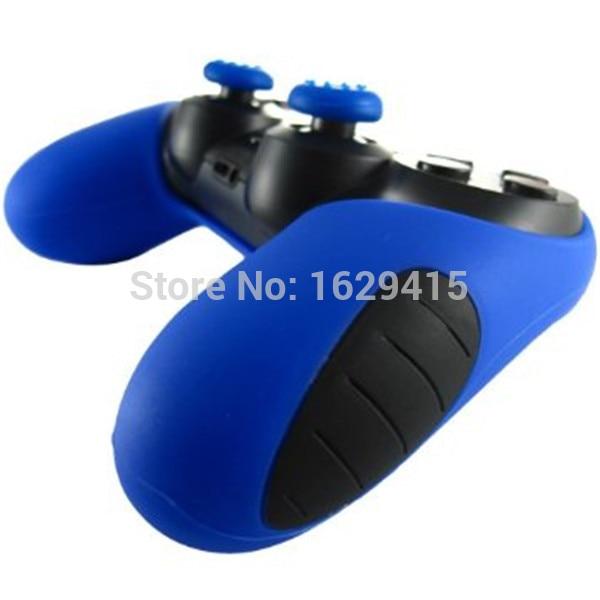 IVYUEEN Soft Silikon Thicker Half Skin Case Cover + Playstation - Ойындар мен керек-жарақтар - фото 4