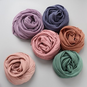Image 5 - Hijabs foulard mural en mousseline