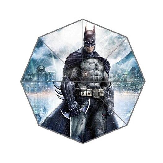 Fashion Design Umbrella Custom Batman Folding Umbrella For Man And Women Free Shipping UPC-208