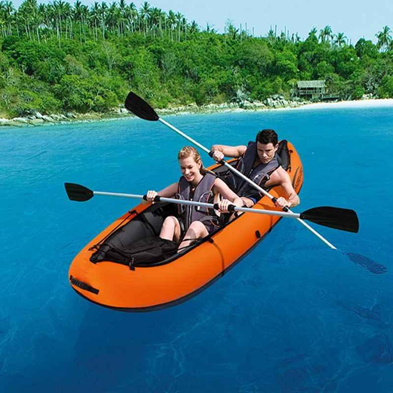 Bestway Hydro Force Adjustable Seats Canoe Inflatable Kayaks