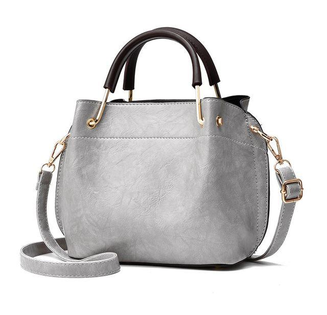 ... Women Leather Handbags Shoulder Bag Womens cheap Tote Bag Female PU Leather  Handbag Sac a Main ... f6f0222d0e