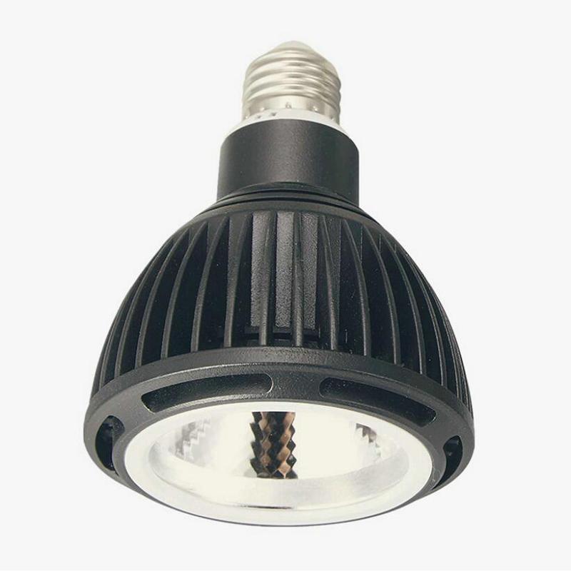 E27 <font><b>G12</b></font> удара PAR30 светодиодный свет лампы AC85V-265V 15 Вт затемнения светодиодный прожектор лампы накаливания Освещение в помещении