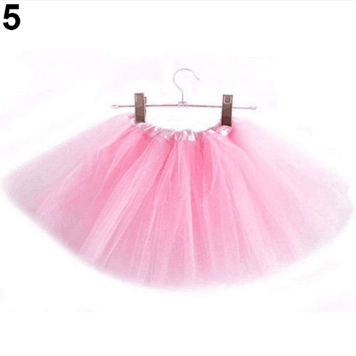 Baby Girls Clothes Tutu Skirt Kids Cute Fluffy Tulle Pettiskirt Ballet Dance Skirts Princess Party Costume for Children girl in Skirts from Mother Kids