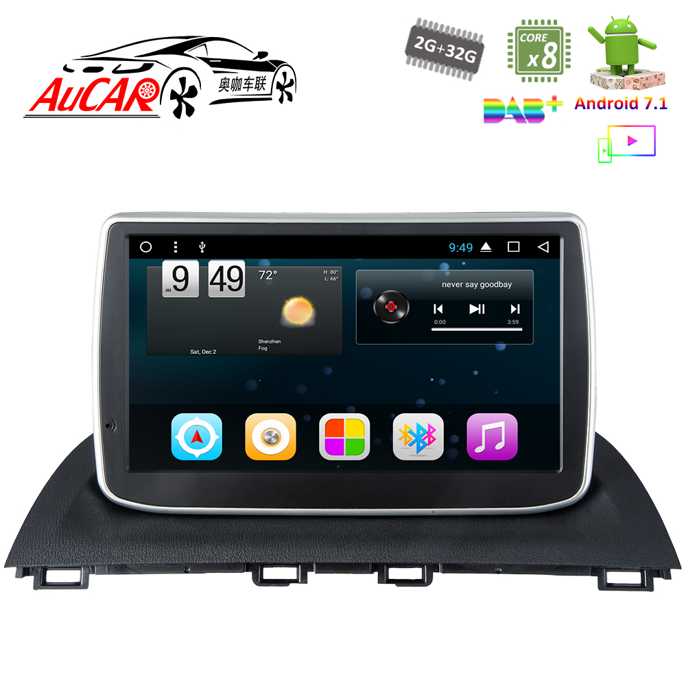 buy android 7 1 9 car dvd player for. Black Bedroom Furniture Sets. Home Design Ideas