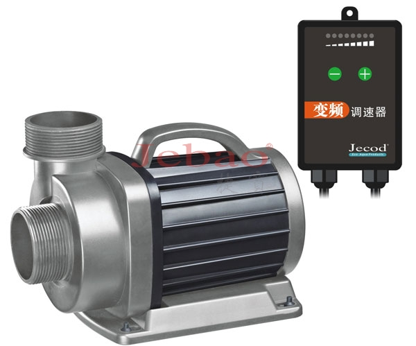 JBAO / JECOD Water fountain pump in fishpond pump pond .Large flow and low power pump 15000L/H 20000L/H ECO water-in Filters & Accessories from Home & Garden    1