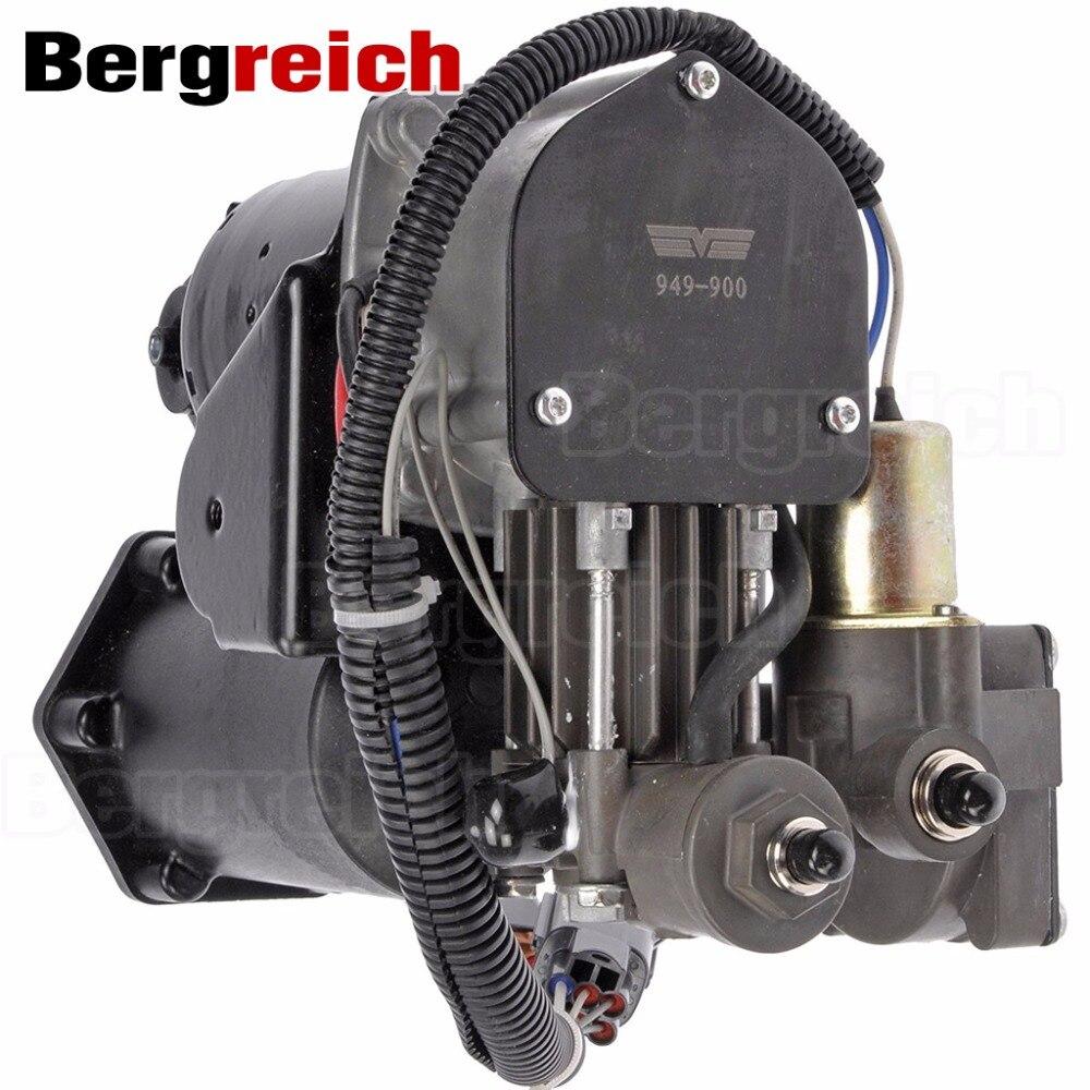 BEST!! Air Compressor Pump Supply Device LRRangeRoverSport Discovery 3 Discovery 4 AMK Air Suspension Pump Ride Strut LR023964