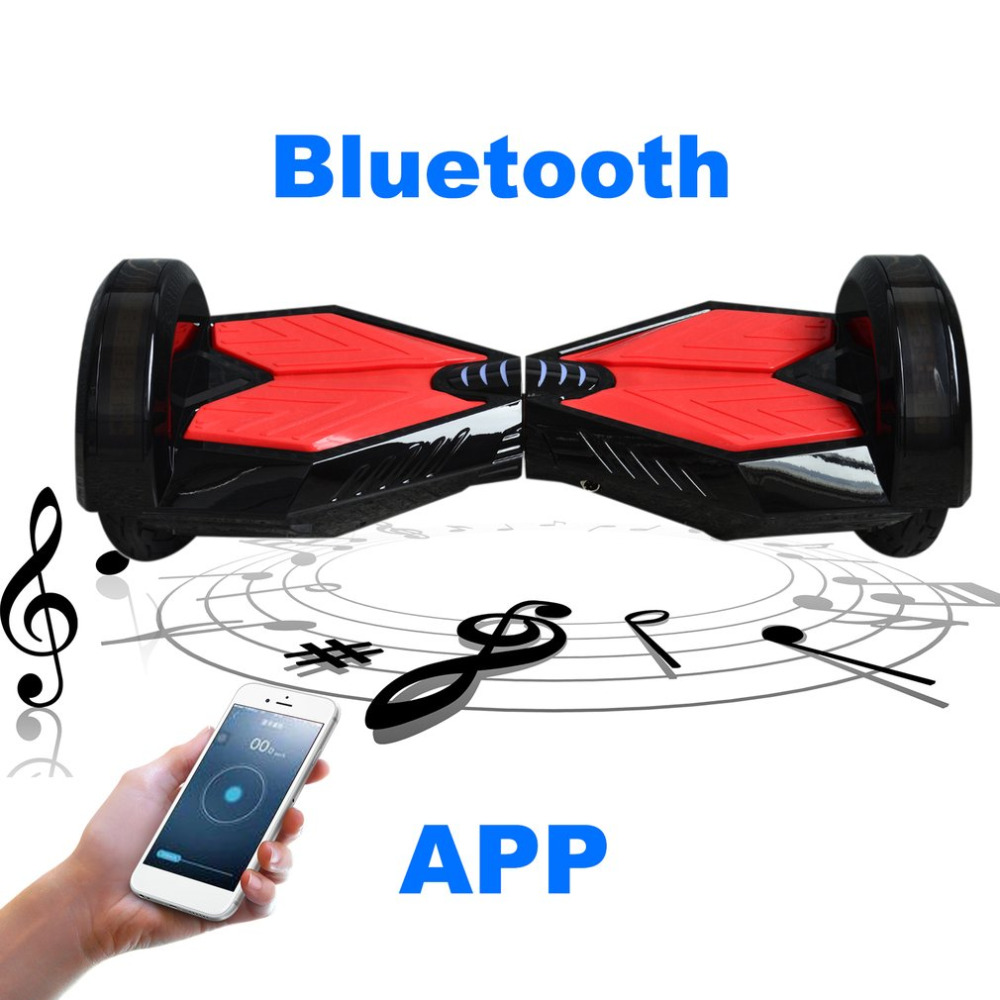 8Inch mi scooter hover board Self Balancing Electric Scooter Hover Board with bluetooth for children or friends balance board8Inch mi scooter hover board Self Balancing Electric Scooter Hover Board with bluetooth for children or friends balance board