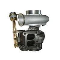 Turbosprężarka producent HX40W 4050206 4050205 4050208 dla holset turbo ładowarka dla Cummins różne z DCEC diesel engine w Sprężarki od Samochody i motocykle na