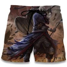 Naruto's Obito + others 3D Board shorts / Short Pants / Bermuda shorts