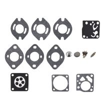 Carb Rebuild Kit For Tecumseh TC200 TC300 Carburetor Repair Tillotson RK21 HU