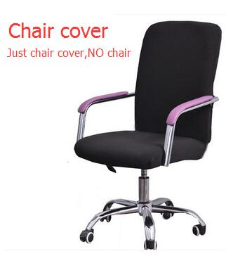 Chair Covers China Swivel Bucket Chairs Office Computer Slip Cover One Piece Elastic Cover-in ...
