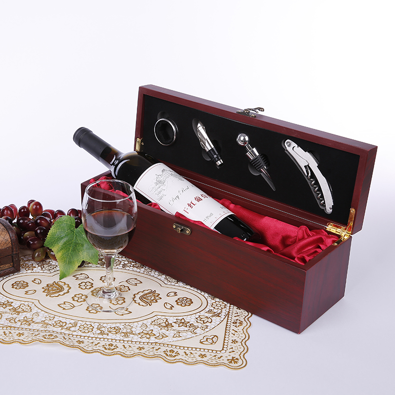 Us 17 98 Hot Sale Wooden Wine Gift Box With Accessories Wine Accessories Set Bottle Opener Set On Aliexpress Com Alibaba Group
