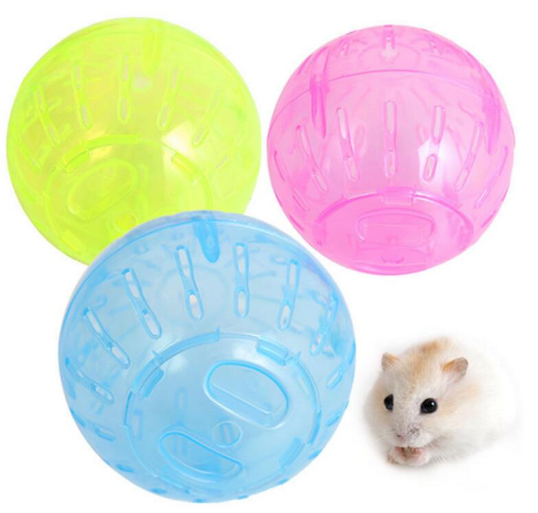 Little Ball Toys : Pet rodent mice hamster gerbil rat jogging play