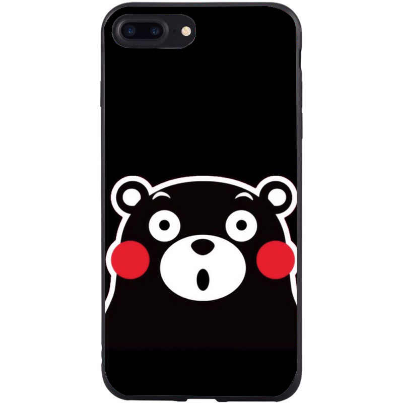 coque iphone 8 plus 3d animal